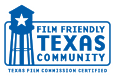 logo: Film Friendly Texas Community